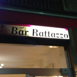 Photo taken at Bar Rattazzo by Alberto P. on 2/19/2012