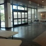 Photo taken at West Valley College Campus Center by Alex N. on 4/16/2012