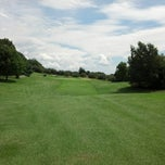 Photo taken at Benona Shores Golf Course by Matt W. on 8/19/2012