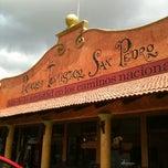 Photo taken at Parador Turístico San Pedro by Alex S. on 8/30/2012