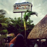 Photo taken at Mi Ranchito by Ravi B. on 5/18/2012