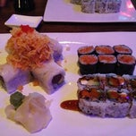 Photo taken at Sapporo Sushi by Michelle R. on 6/10/2012