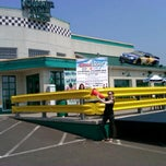 Photo taken at Quaker Steak & Lube® by Rica M. on 5/28/2012