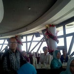 Photo taken at Restoran Berputar Seri Angkasa by Aini S. on 2/9/2012