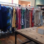 Photo taken at Anthropologie by Maggie O. on 9/9/2012