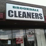 Photo taken at Brookdale Dry Cleaners Inc by Mark P. on 3/24/2012