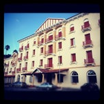 Photo taken at Palace Hotel by Claudia C. on 3/29/2012