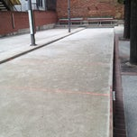 Photo taken at Little Italy Bocce Court by David C. on 5/13/2012