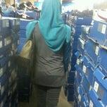 Photo taken at Sport Warehouse by Tsulaikha Safriani on 3/16/2012