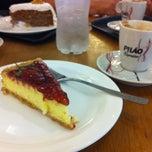 Photo taken at Viena Café by Bárbara R. on 4/10/2012