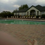 Photo taken at The Ridge Club House & Pool by Heidi M. on 7/8/2012