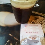 Photo taken at Costa Coffee by Sean Y. on 5/26/2012