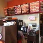 Photo taken at Dunkin Donuts by Jordan S. on 8/31/2012