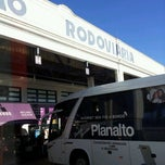 Photo taken at Estação Rodoviária de Rio Grande by Pablo Z. on 7/11/2012