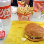 Photo taken at Whataburger by Pame on 7/8/2012