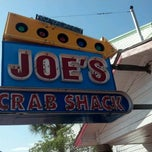 Photo taken at Joe's Crab Shack by Jan L. on 4/10/2012