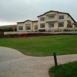 Photo taken at Trump National Golf Club by April on 6/14/2012