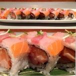 Photo taken at Towa Sushi by Liz A. on 8/19/2012