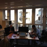 Photo taken at imgZine Office Rembrandtplein by Wilbert S. on 3/23/2012