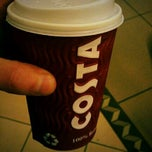 Photo taken at Costa Coffee by Steve G. on 3/4/2012