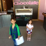Photo taken at Oooey Gooey Chocolate by Lane by Danny O. on 6/9/2012