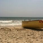 Photo taken at Ocean Beach by Eric P. on 7/23/2012