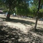 Photo taken at Parque de La Loma by Davis on 4/7/2012