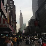 Photo taken at 34th & 8th by Mario H. on 9/6/2012