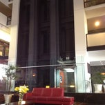 Photo taken at Four Points by Sheraton Montevideo by Pedro P. on 5/26/2012