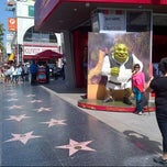 Photo taken at Hollywood by Julian W. on 7/25/2012