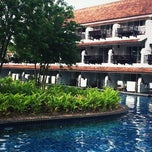 Photo taken at JW Marriott Khao Lak Resort & Spa by Gerry C. on 6/23/2012