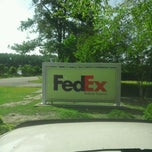 Photo taken at FedEx Ship Center by John C. on 4/16/2012
