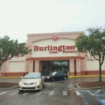 Photo taken at Burlington Coat Factory by Bobi F. on 7/17/2012