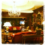 Photo taken at The Townsend Hotel by Brad G. on 8/13/2012