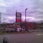 Photo taken at 7-Eleven by Ty on 3/29/2012