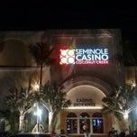 Photo taken at Seminole Casino Coconut Creek by Mrs W. on 7/8/2012