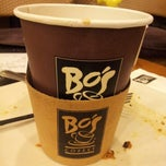 Photo taken at Bo's Coffee by Chris B. on 9/8/2012