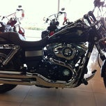 Photo taken at Brasília Harley-Davidson by Daniel B. on 4/23/2012