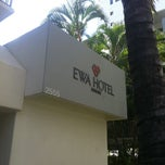 Photo taken at Ewa Hotel Waikiki by @MiwaOgletree on 4/11/2012