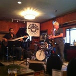 Photo taken at The Rex Hotel Jazz & Blues Bar by Angad D. on 6/4/2012