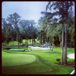 Photo taken at Camas Meadows Golf Club by Bryan W. on 7/14/2012
