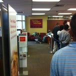 Photo taken at Wells Fargo by Carlton S. on 3/2/2012