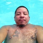 Photo taken at Phase 2 Pool by Cubby Christopher P. on 6/21/2012