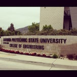 Photo taken at California Polytechnic State University, San Luis Obispo by Mary Ann H. on 5/13/2012