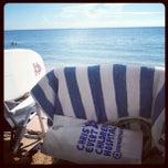 Photo taken at Beach At Suntower by Aaron H. on 9/8/2012