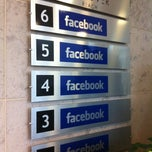 Photo taken at Facebook EU HQ by Yamen A. on 5/8/2012