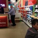 Photo taken at Vodafone by 🍉🍓SHARRI🍓🍉 on 4/10/2012