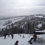 Photo taken at Elk Camp Gondola - Midstation by Preston R. on 3/3/2012