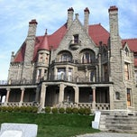 Photo taken at Craigdarroch Castle by Conni C. on 3/17/2012