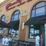 Photo taken at The Cheesecake Factory by Ahmed A. on 4/20/2012